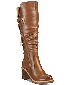 ZIGIny Zigi Soho Lochlan Tall Dress Boots