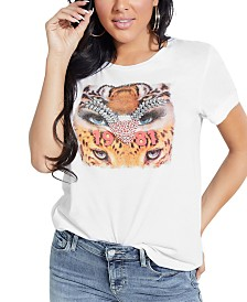GUESS Cotton 1981 Graphic T-Shirt