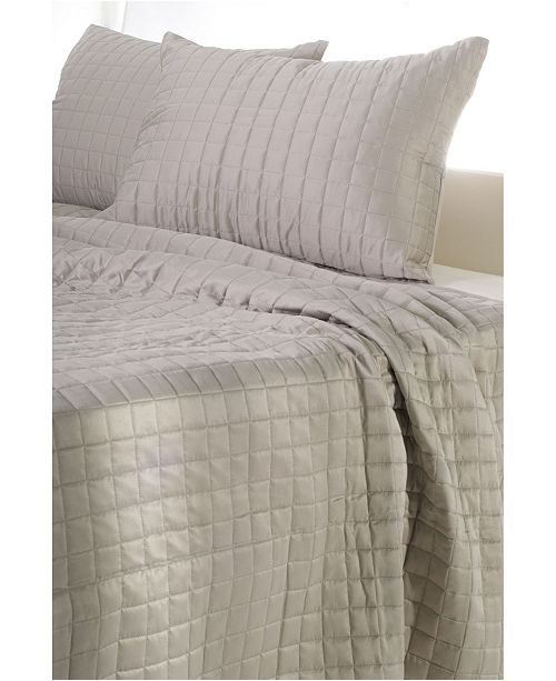 Rizzy Home Riztex USA Satinology King 3 Piece Quilt Set