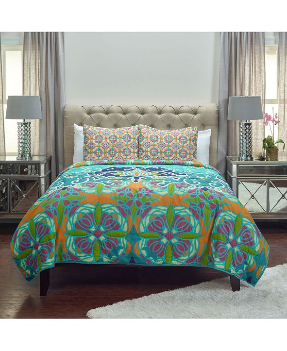 Rizzy Home Riztex USA Gabby Queen Quilt