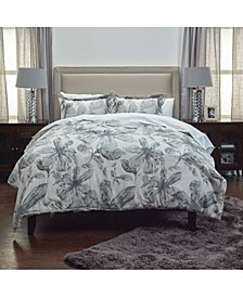 Lark Queen 3 Piece Comforter Set