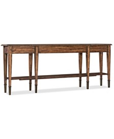 Asher Skinny Console Table