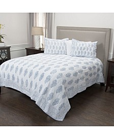 Riztex USA Charlotte Queen Quilt