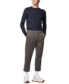 BOSS Men's Akustor Lightweight Virgin Wool Sweater