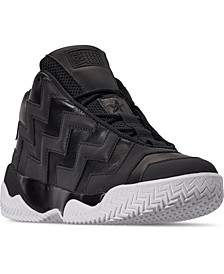 Women's VLTG Mission V Mid Casual Sneakers from Finish Line