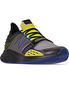 New Balance Men's Fresh Foam Road Blur Translucent Running Sneakers from Finish Line