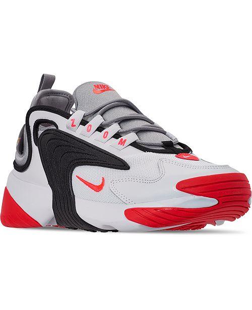 Men's Zoom 2K Running Sneakers from Finish Line