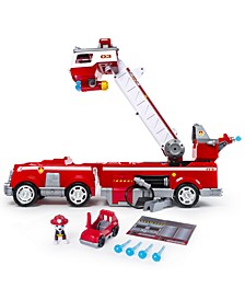 Ultimate Fire Truck Playset
