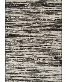 "CLOSEOUT! Logan Lo5 Pewter 7'10"" x 10'7"" Area Rugs"