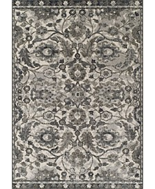 "CLOSEOUT! Logan Lo7 Pewter 9'6"" x 13'2"" Area Rugs"