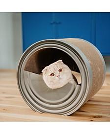 Can Cardboard Cat Scratcher
