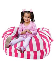Trademark Global Stuffed Animal Storage Chair