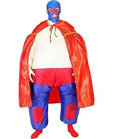 Suit Wrestler Adult Costume