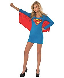 Women's Supergirl Wing Adult Dress