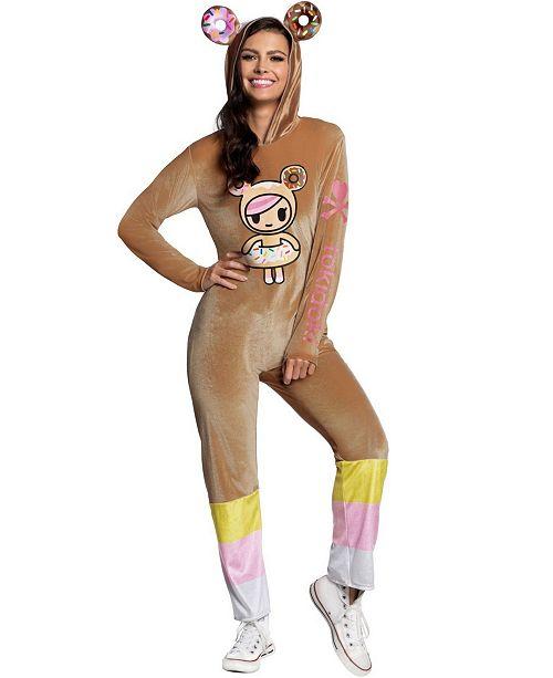 BuySeasons Women's Tokidoki Donutella Jumpsuit Adult Costume