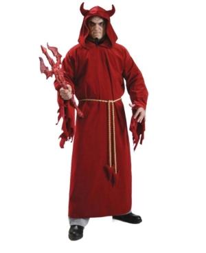 Men's Devil Lord Adult Costume