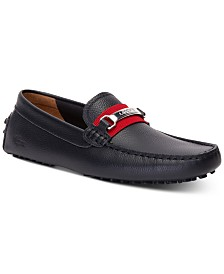 Lacoste Men's Ansted Driving Loafers