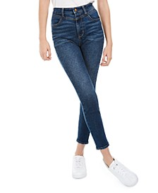 Juniors' Real Cheeky High-Rise Jeans