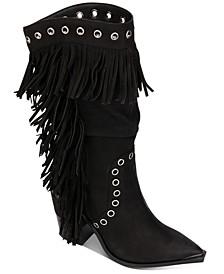 Women's West Side Fringe Boots
