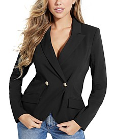 Lina Long-Sleeve Blazer