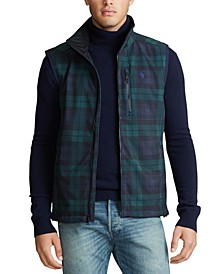 Men's Plaid Barrier Vest