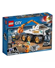 LEGO  Rover Testing Drive 60225
