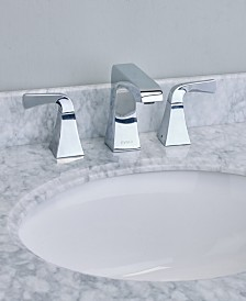Eviva Butterfly Widespread 2 Handles Bathroom Faucet