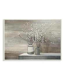 "Willow Still Life Wall Plaque Art, 12.5"" x 18.5"""