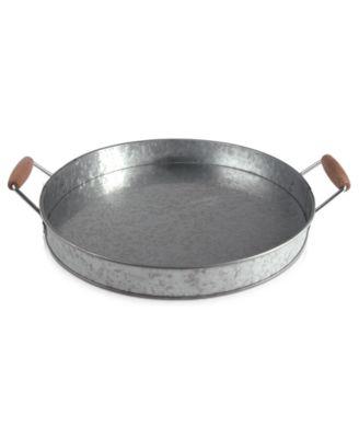 Masonware Galvanized Tin Tray