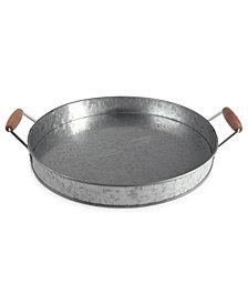 Artland Masonware Galvanized Tin Tray