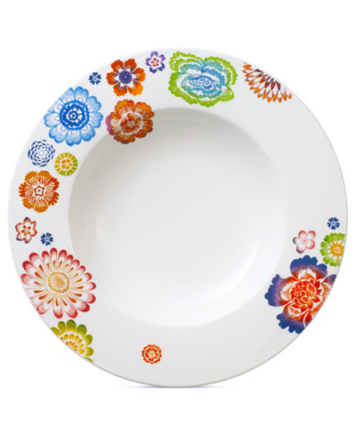 Villeroy & Boch Dinnerware, Anmut Bloom Soup Bowl