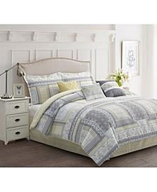 Stefan 7-Piece Comforter Set - Full
