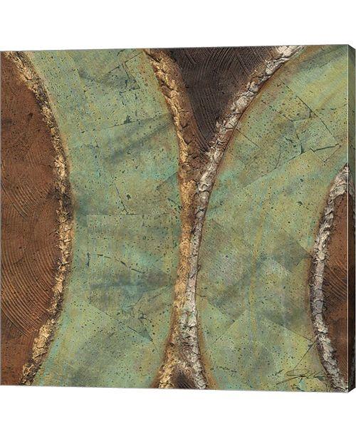 "Metaverse Pathways I by Jason Higby Canvas Art, 24"" x 24"""