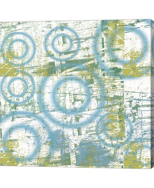 "Metaverse Universe by Erin Clark Canvas Art, 28"" x 28"""
