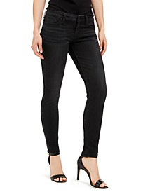 Power Skinny Low Rise Jeans