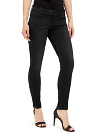 GUESS Power Skinny Low Rise Jeans