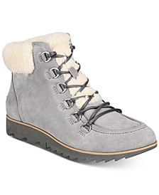 Women's Harlow Lace Cozy Boots