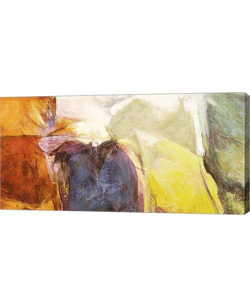 "Metaverse Amour Fou by Jean-Luc Demos Canvas Art, 32"" x 16"""