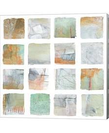 """The Misty Fields by Jane Davies Canvas Art, 28"""" x 28"""""""