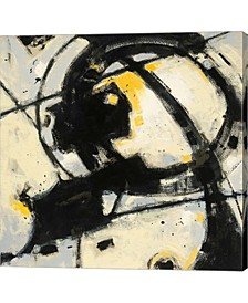 """Expression Abstract III by Shirley Novak Canvas Art, 24.25"""" x 24"""""""