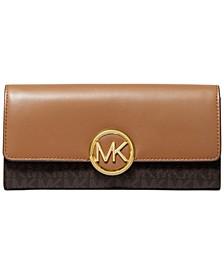 Lillie Gusset Carryall Wallet
