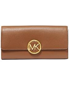 Michael Michael Kors Lillie Gusset Carryall Wallet