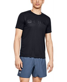 Men's Run Warped Short Sleeve