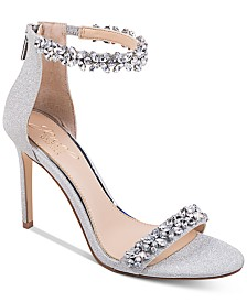 Jewel Badgley Mischka Ramira Evening Shoes