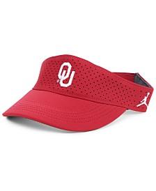 Jordan Oklahoma Sooners Sideline Visor