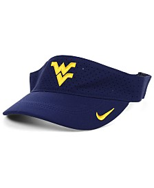 Nike West Virginia Mountaineers Sideline Visor