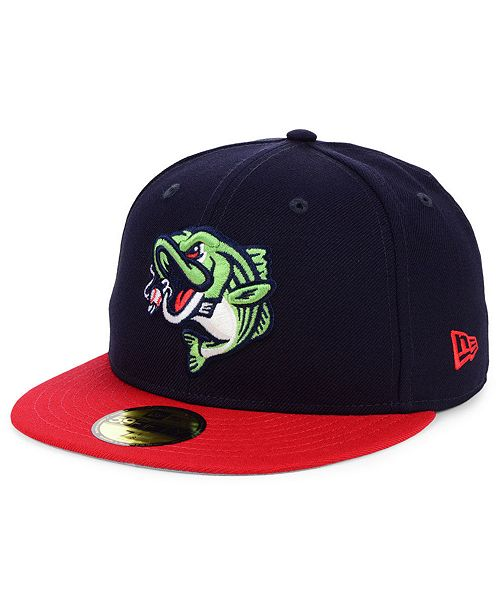 New Era Gwinnett Stripers Call Up 2.0 59FIFTY-FITTED Cap