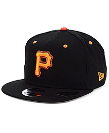 Pittsburgh Pirates Orange Pop 9FIFTY Cap