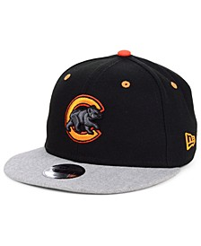 Boys' Chicago Cubs Lil Orange Pop 9FIFTY Cap