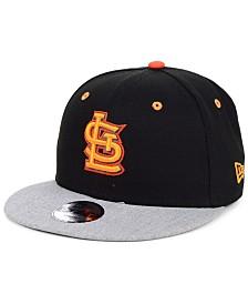 New Era Boys' St. Louis Cardinals Lil Orange Pop 9FIFTY Cap